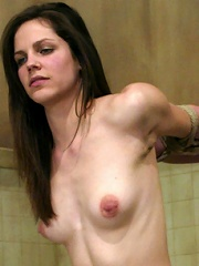 Classic Archive Shoot! Bobbi Starrs Very 1st Time At Wired Pussy!
